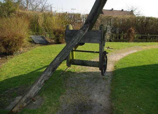 mécanisme moulin à vent de beuvry