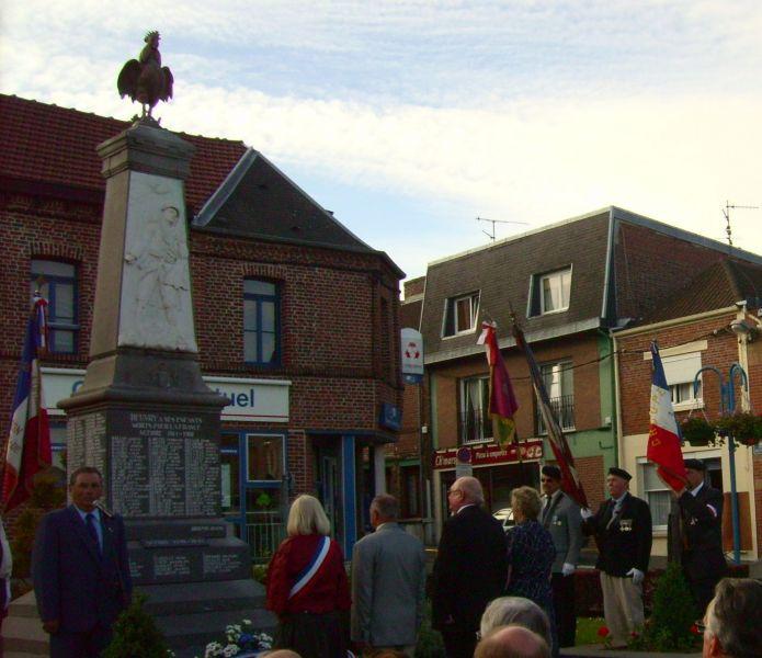 18 juin 2009 monument Beuvry