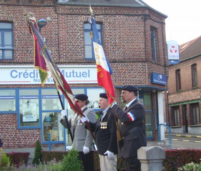 drapeaux beuvry 18 06 2009