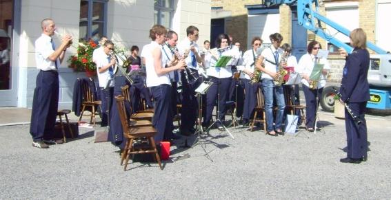 14 juillet 2009 à Beuvry dans Musique 14juillet2009