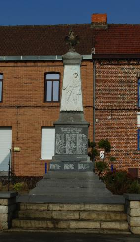 monument aux morts Beuvry