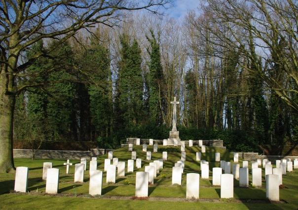 croix cimetière militaire gorre