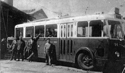 Histoire du trolleybus dans Histoire trolleybus
