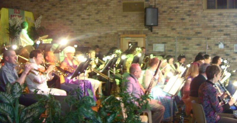 harmonie de beuvry concert spectacle déguisés