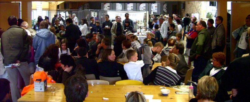 succès du salon de l'environnement beuvry 2010
