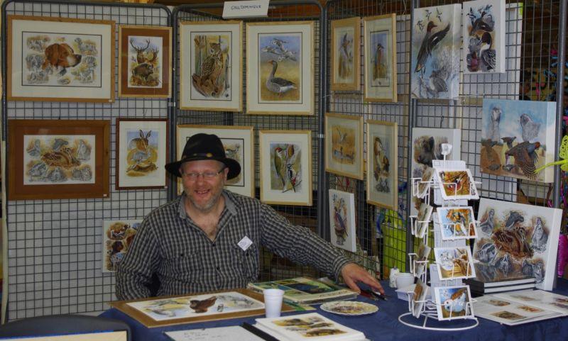 artiste peintre exposition beuvry