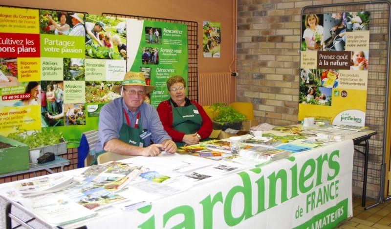 association jardiniers de france beuvry Pas-deCalais