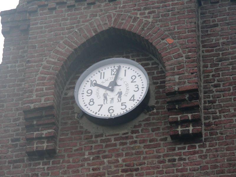 horloge de la chapelle quinty béthune beuvry