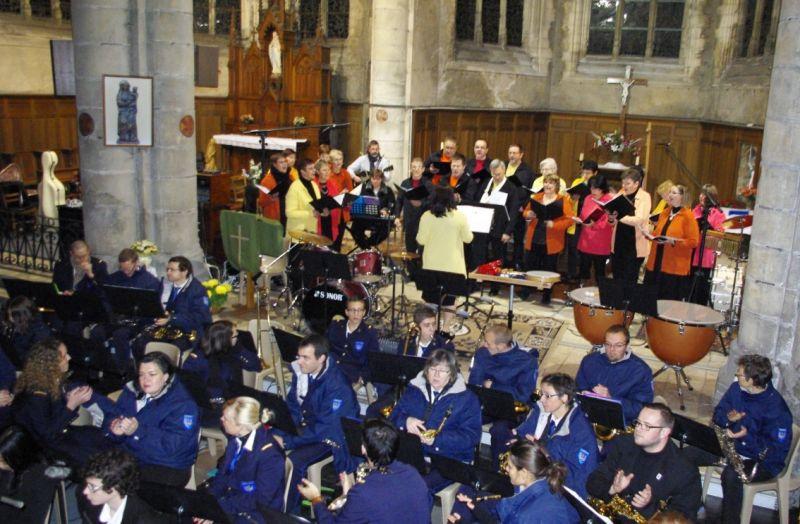 musique église saint martin de beuvry