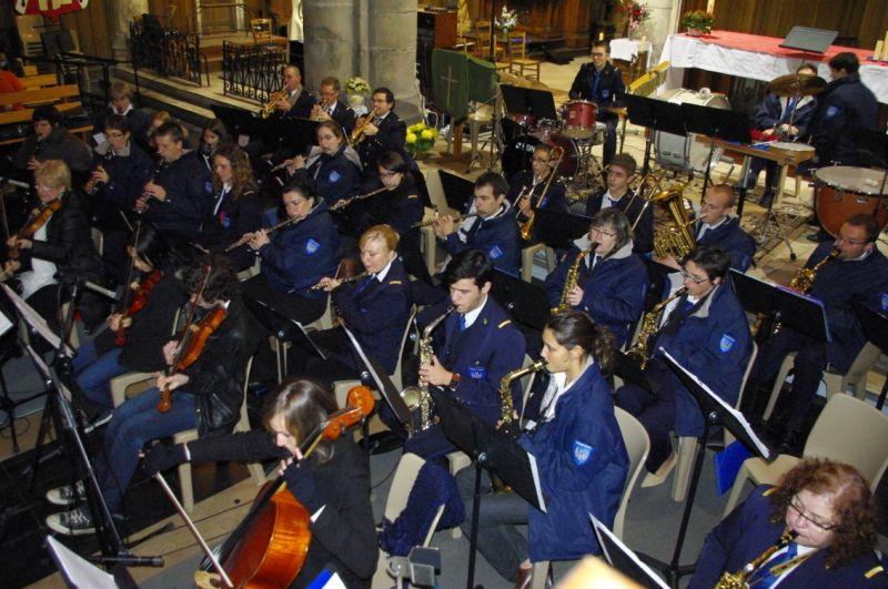 harmonie de beuvry et La symphonie odéum