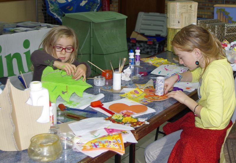 salon environnementnovembre 2010 atelier de cartonnage gratuit