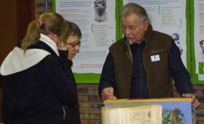 explications fabrication orgue de barbarie en matériaux de récupération