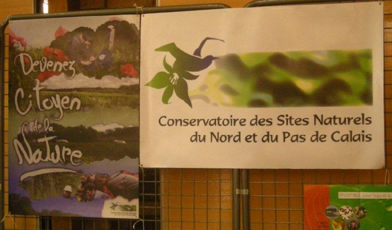 conservatoire des sites naturels du nord pas de calais à Beuvry 62