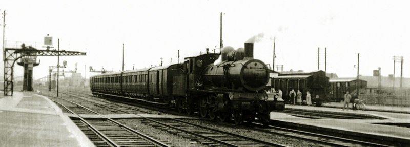 le petit train à vapeur de somain
