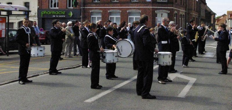 harmonie beuvry 8 mai 2011