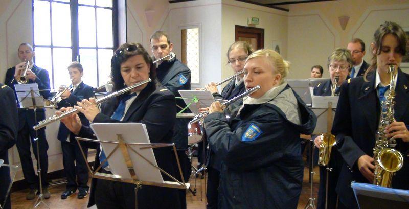 harmonie de Beuvry 14 juillet 2011 viva la vida
