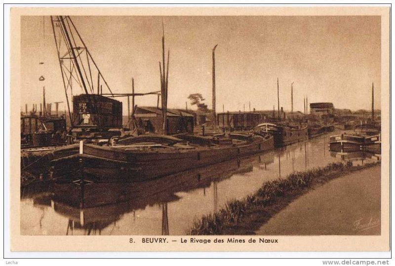 canal des mines rivage beuvry