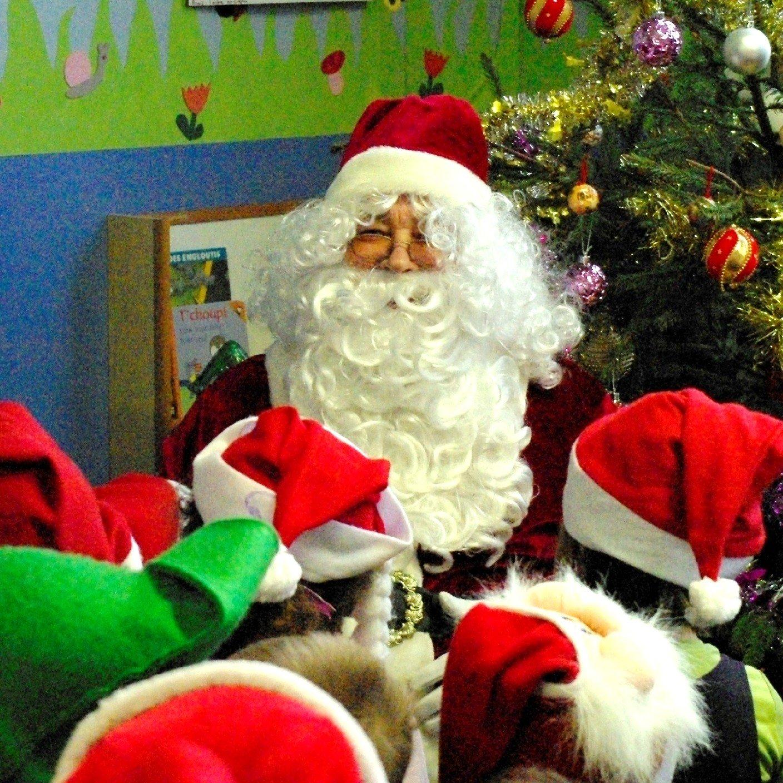 Un air de Noël sur Beuvry dans Festivités pere-noel-leo-lagrange-beuvry
