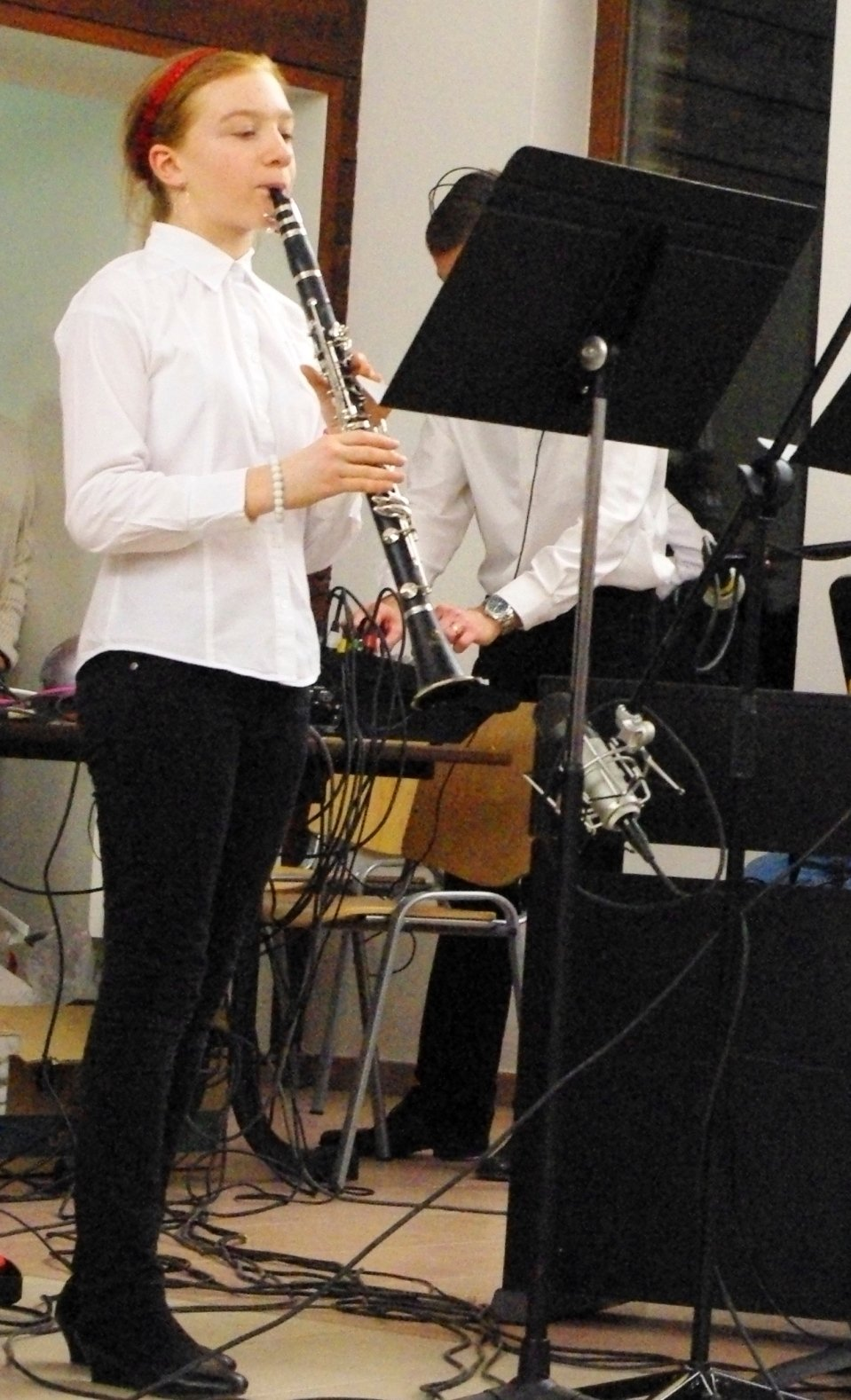Soirée musicale, salle Robert Hazebrouck à Beuvry dans Festivités audition-24-02-2012-01