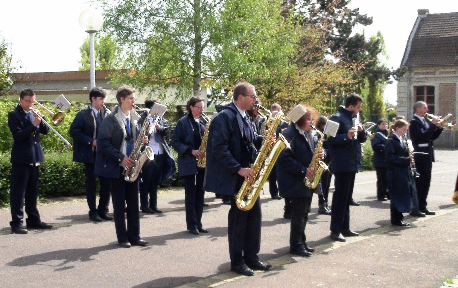 8 mai 2012 Beuvry 62660
