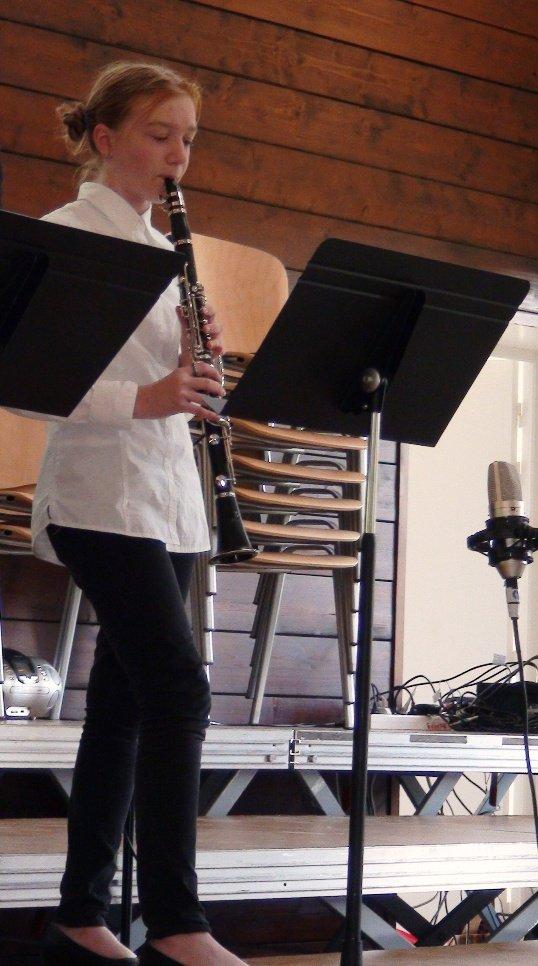 audition-clarinette 2012 dans Festivités