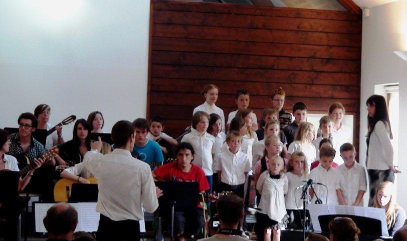 Audition de fin d'année à l'école de musique de Beuvry dans Culture audition-guitares-+-chants