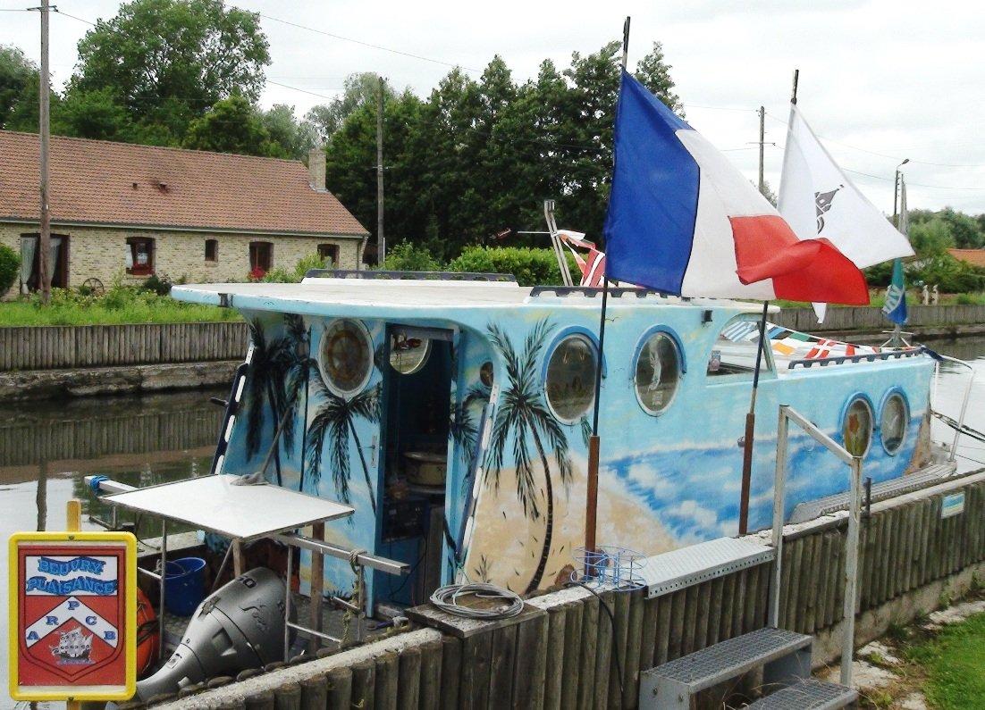 peintre-port-plaisance-beuvry beuvry dans Peinture - Art