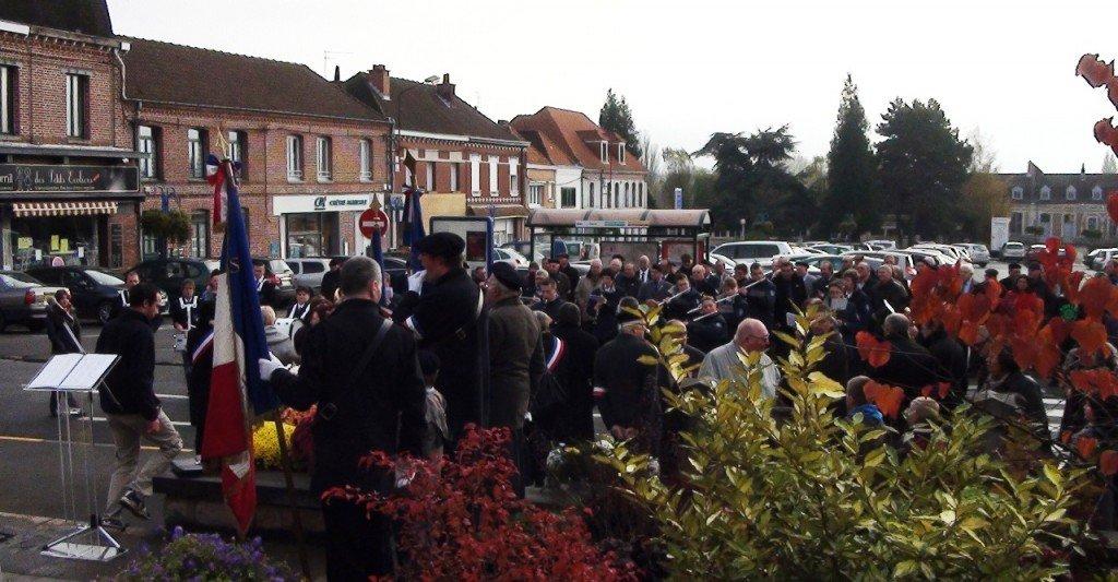11 novembre 2012 à beuvry