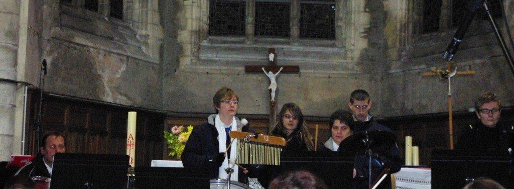 Sainte Cécile 2012 Beuvry