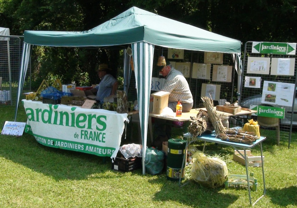 stand-jardiniers-de-france beuvry dans Les Albrans