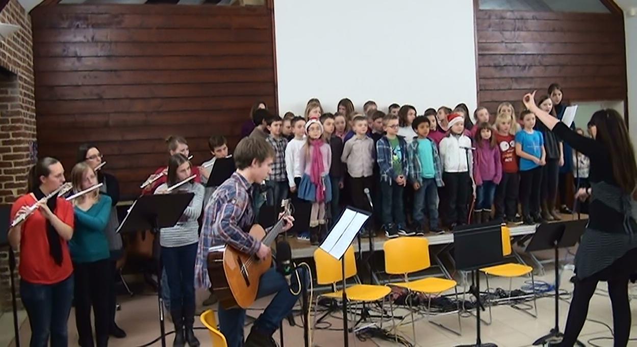 audition musique et chants prévôté de gorre beuvry décembre 2013