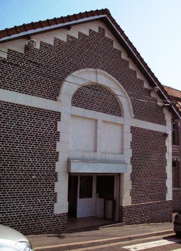 Salle des fêtes rue Jean-Marie Leclercq à Beuvry