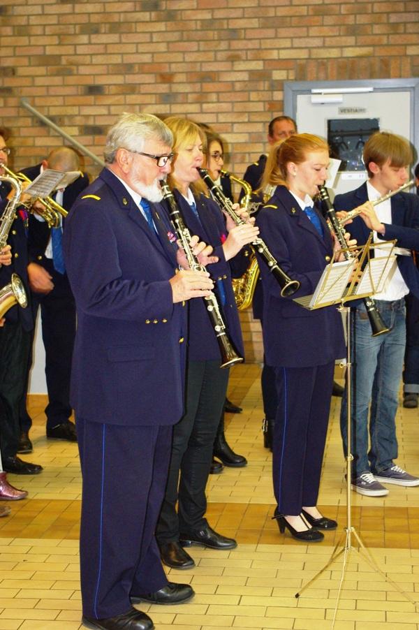 Médaillés du travail Harmonie de Beuvry 2015