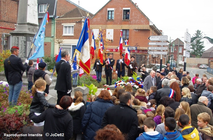 11 novembre 2015 à Beuvry