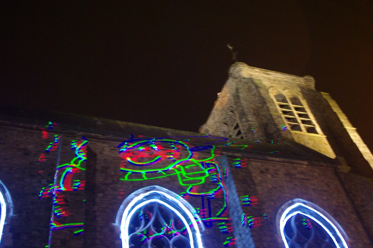 église noël Beuvry 2015