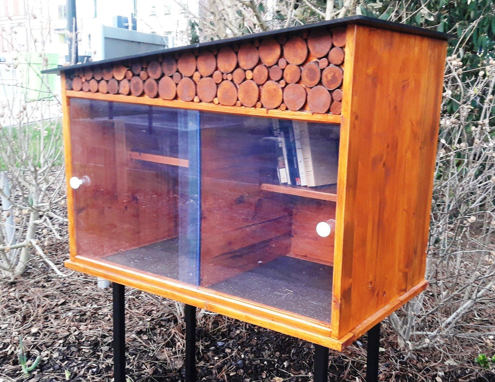 cabane à livres beuvry
